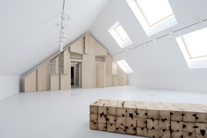 House A & House B at Terra Panonica ++  Studio AUTORI