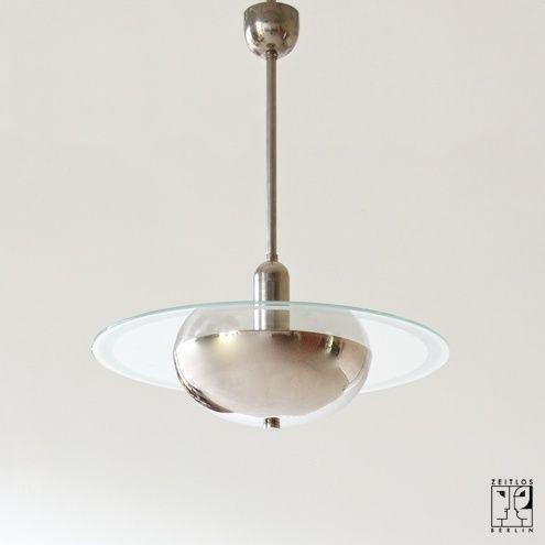bauhaus lampen retro hängelampen