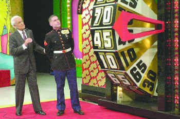 Price Is Right Wheel   389 Going through a revolving door without having to push   1000 ...