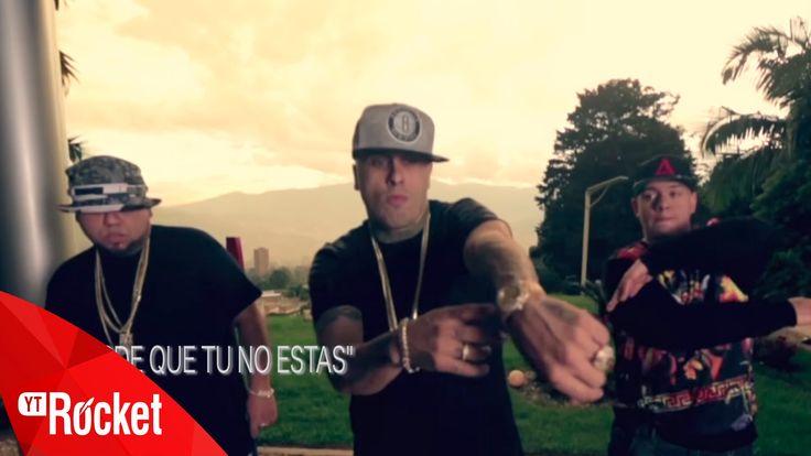 Desde que tú no estas - Ñejo Feat. Nicky Jam, Gotay, Wassie   Video Oficial