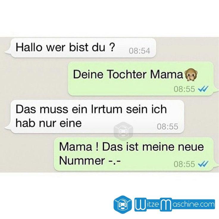 Lustige WhatsApp Bilder und Chat Fails 4 - Deine Tochter, Mama