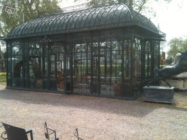 serre de jardin de style victorien jardinage haute garonne garden pinterest. Black Bedroom Furniture Sets. Home Design Ideas