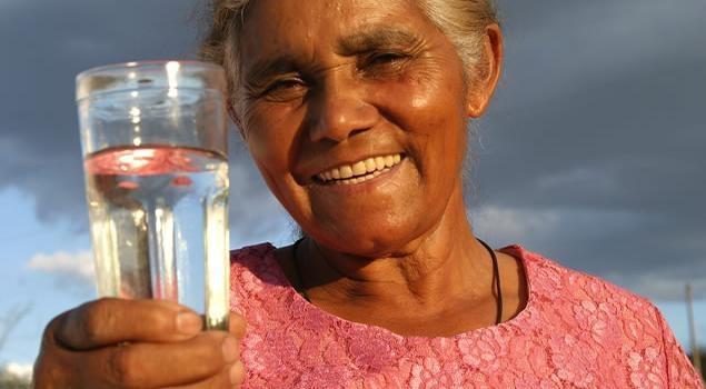 Misja Brazylia: woda pitna oraz codzienna higiena.