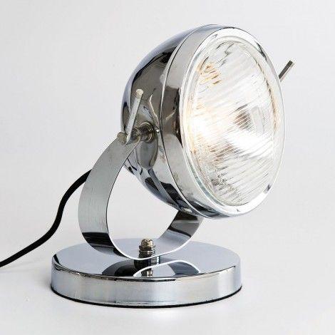 KARE Prague - Table Lamp Headlight