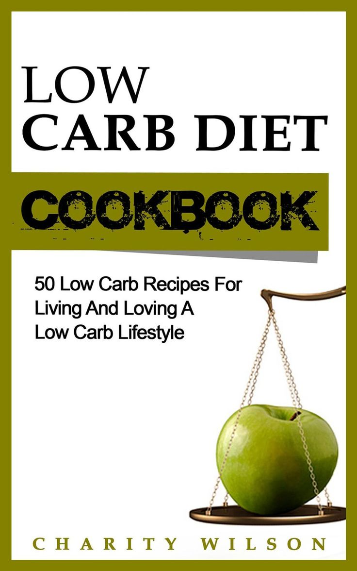 Low Carb Diet Cookbook: 50 Low Carb Recipes For Living And Loving A Low Carb Lifestyle (Low Carb Diet Recipes & Cookbooks Book 1) (On sale for a limited time as part of Buck Books!)