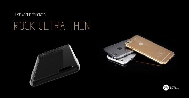 Huse ROCK Ultrathin - Design modern si elegant - un plus de stil pentru iPhone! Comanda acum!