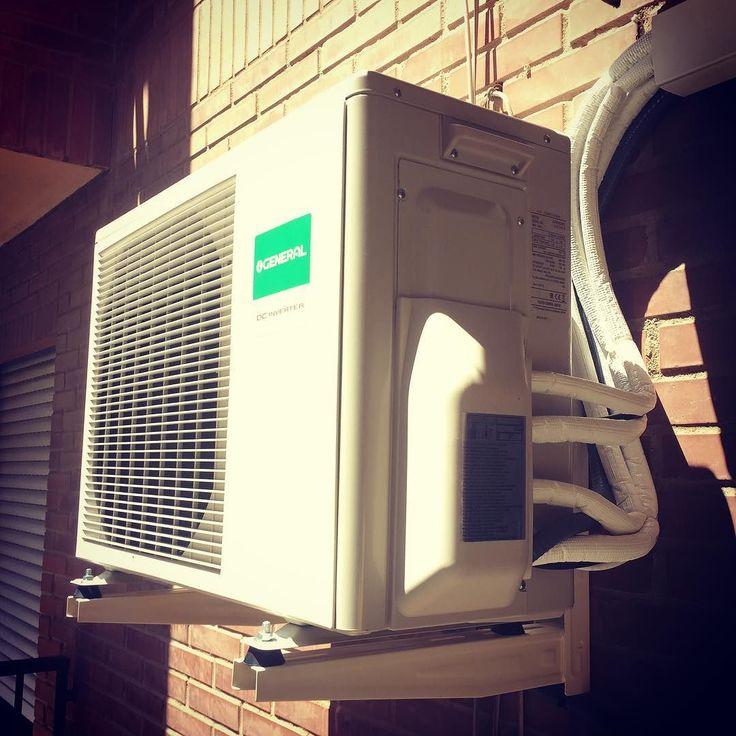 Equipo multisplit para una vivienda unifamiliar... Multisplit equipment for a single family dwelling... #Profesionales #AireAcondicionado #General #Fujitsu #MultiSplit #Calidad #Equipazo #ClientesSatisfechos