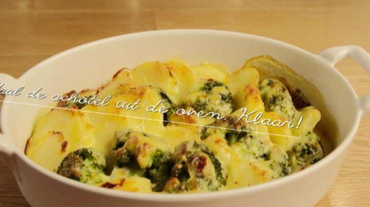 Video: Video: Gratin Broccoli met Maredsous