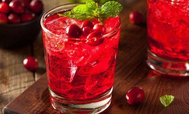 Cocktail de Cereza