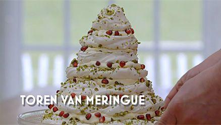 Heel Holland Bakt: Toren van meringue