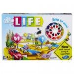 The Game of Life Board Game- Go to college, take a dream job get happily married, have perfect kids and retire. What life really should be.