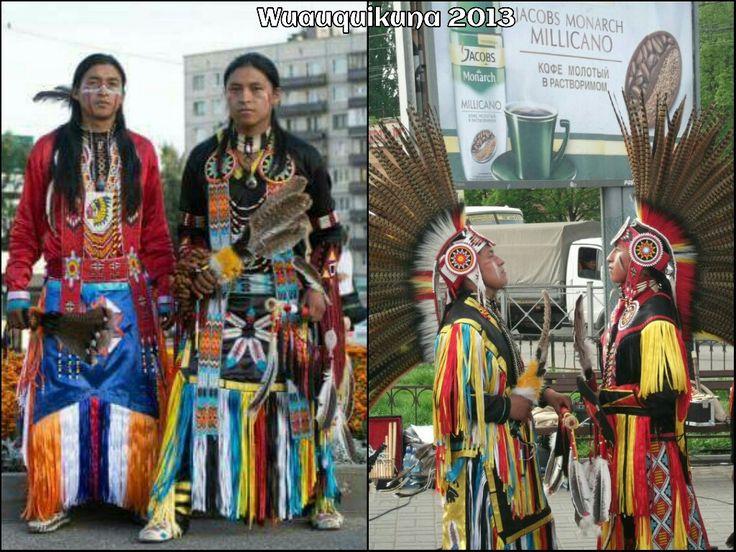 Wuauquikuna. Of. Página de grupo http://vk.com/wuauquikuna.  Proeucto de grupos Wuauquikuna, Sangre Ancestral, Leandro Wayra.