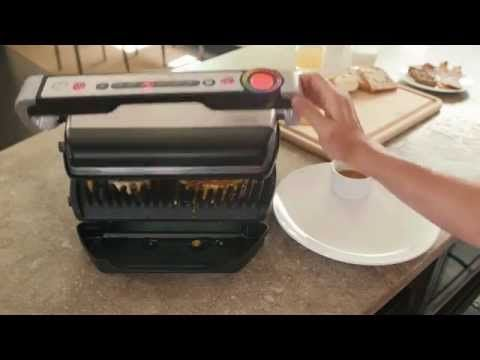 How to Make the Most AMAZING French Toast Ham Sandwiches | T-fal OptiGrill - YouTube