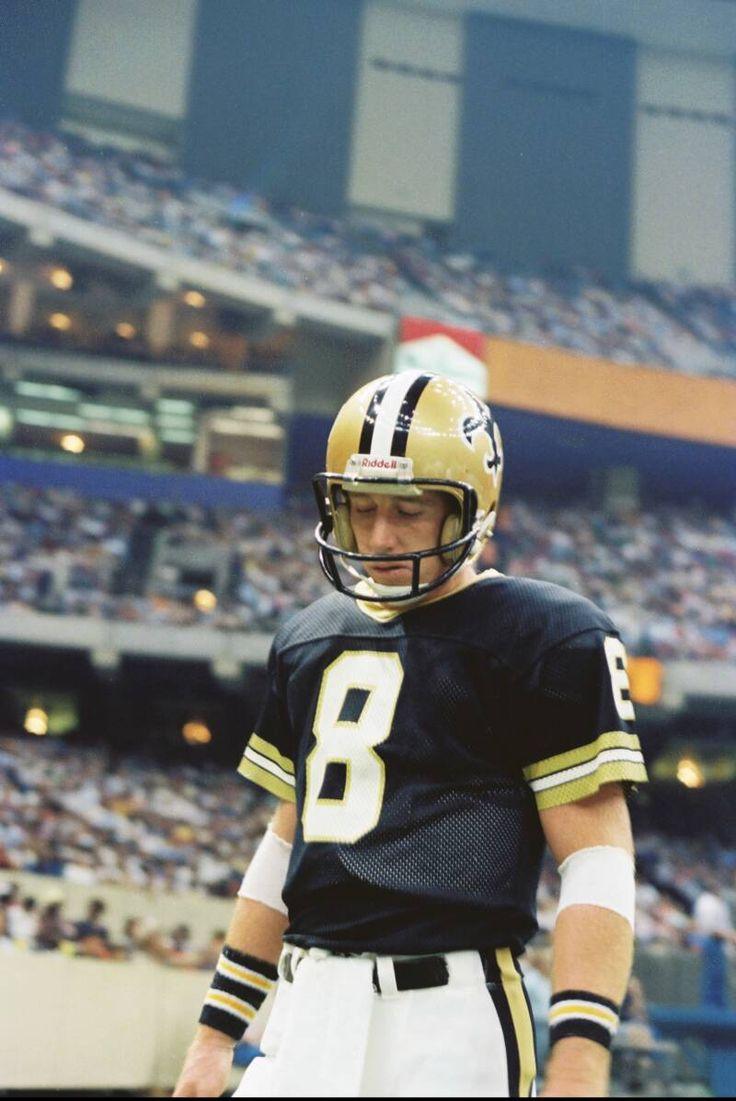 Archie Manning - New Orleans Saints - QB