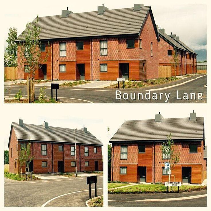 Throwback Thursday presents, Boundary Lane Housing scheme #brick #housing #modern