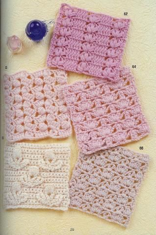 262 Free Crochet Patterns