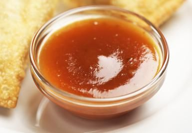 Sugar-Free Plum Sauce to Go with Your Moo Shu: This sugar-free plum sauce can be made with either sugar-free plum or apricot jam.