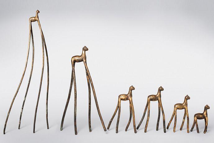 Nacho Carbonell | Giraffes | 2010, Bronze | the Netherlands