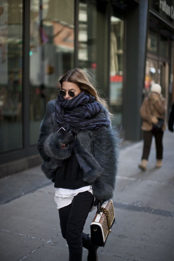 Atemberaubende Winter Outfits Ideen, die Sie gerne in diesem Winter versuchen würde
