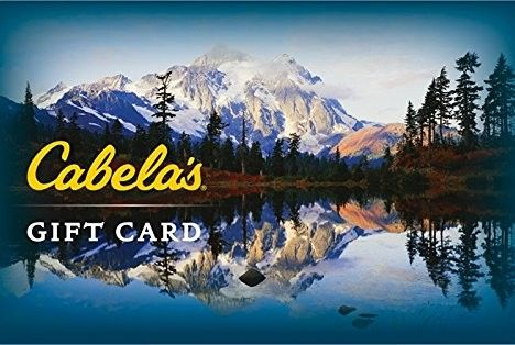 Cabelas Gift Card #deals