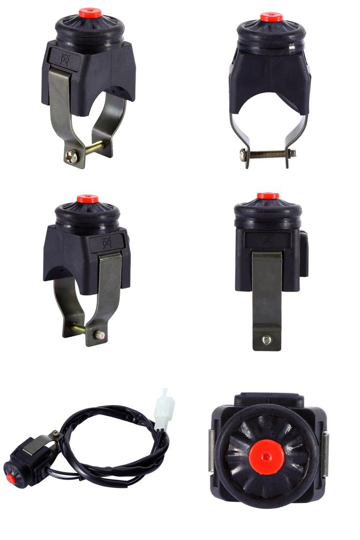 [Visit to Buy] Universal ATV Motorcycle Dual Sport Dirt Quad Start Horn Kill Off Stop Switch Button Motorbike Accessories  #Advertisement