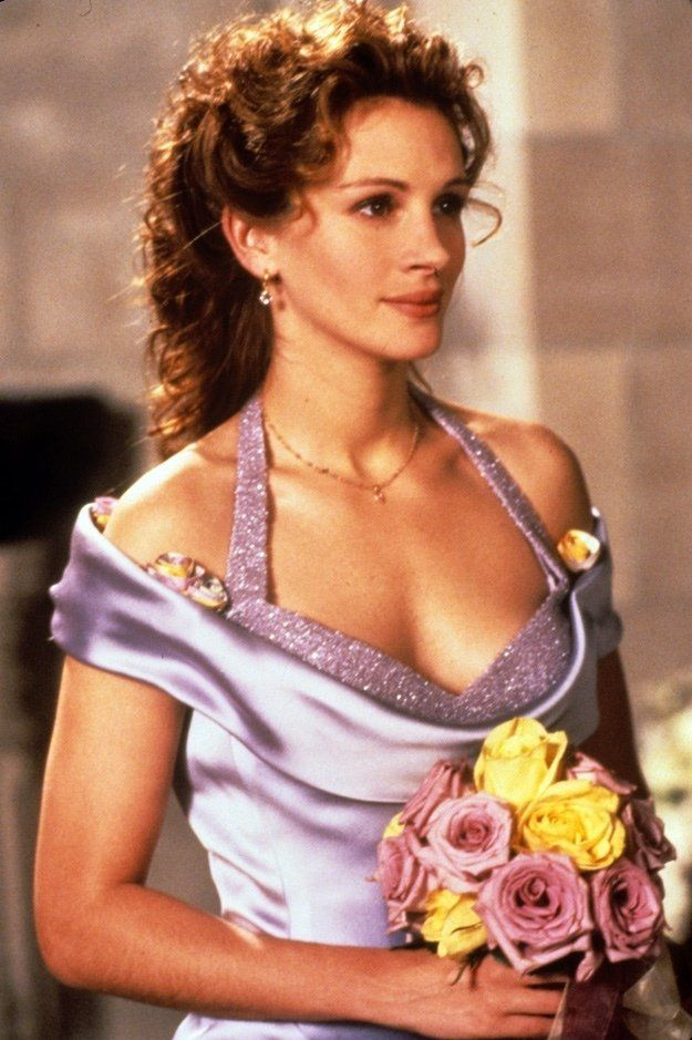 Roles That Prove Julia Roberts Is America's Sweetheart: My Best Friend's Wedding (1997)