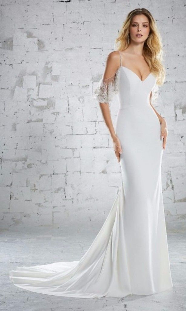 2916 best wedding dresses images on pinterest 45 wedding dresses perfect for beach weddings junglespirit Image collections