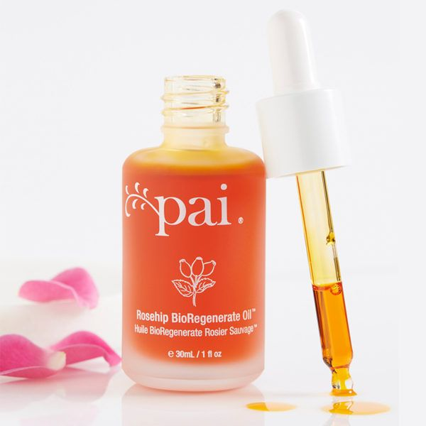 - Made with certified vegan and organic ingredients, this rose hip oil reduces the appearance of fine lines and revitalizes the skin with fast-acting antioxidants.