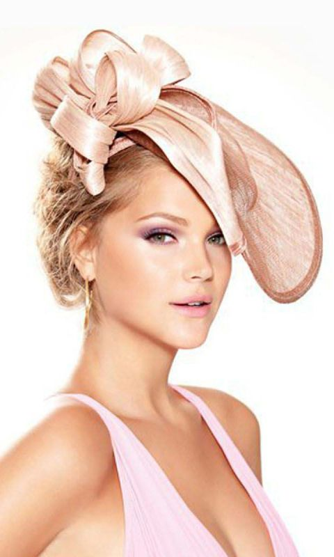 ✿ ~ HAT PARTY ` ✿⊱╮ **Esti Ginzburg With Hat