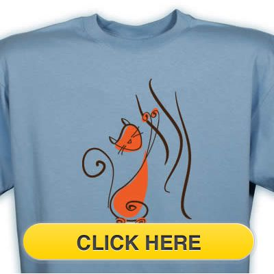Check our Purr-Fection T-Shirt to celebrate you #pet #animal#cat love. Just $18.99 + an extra $5off Just Enter Coupon Code: SAVEMORE5 at checkout at http://www.petproductadvisor.com/store/mc/purrfection-tshirt.aspx