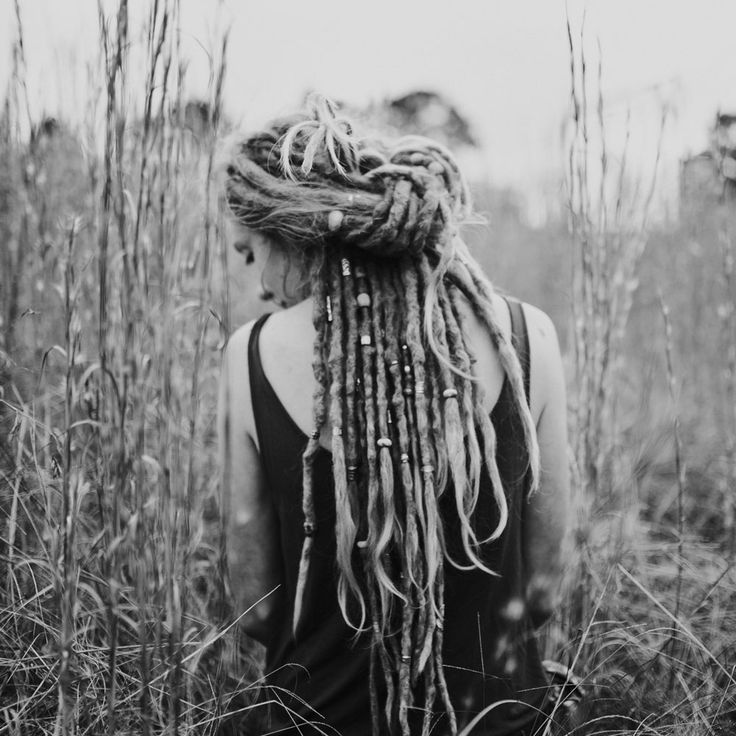 Dreadlock Hairstyle | Dreadlock Journey of Mountain Dreads - Check out our story - Dreadlock Beads - Natural Dread Care & Dreadlock Accessories - mountaindreads.com
