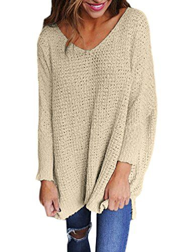 Jerseys de Punto Mujer Sueter Tejido Señora Suéter Mujeres Jersey Oversize  Largo Sweaters Largos Sueteres Tejidos 0c27234f3815
