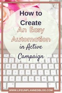 If you are a current Mail Chimp or other free email provider user, you'll want to check out just how easy it is to nurture your list with an easy automation. Super simple and has made a huge difference in how I run my list. Check it out here >>>