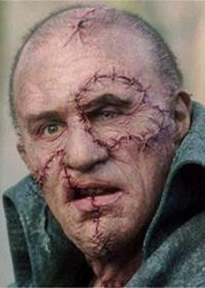 Robert De Niro as the Creature in Mary Shelley's Frankenstein (1994)