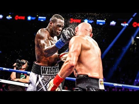 Anatomy of a Punch: Wilder vs. Szpilka | SHOWTIME CHAMPIONSHIP BOXING | SPATE TV- Hip Hop Videos Blog for News, Interviews and more