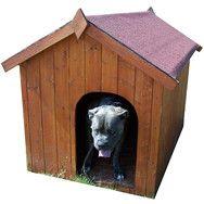 Niche pour gros chiens Farven  Cette niche à chien est l´endroit idéal pour accueillir le meilleur ami de l´homme.... prix : 179.00 EUR €  chez Auchan #Auchan
