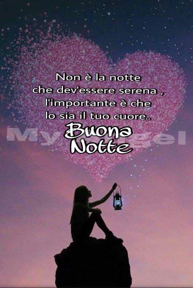 Serena notte | Saluturi It. | Good night, Good night ...