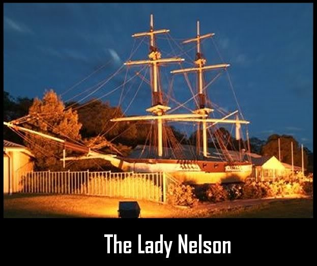 Lady Nelson tourist center Mount Gambier SA