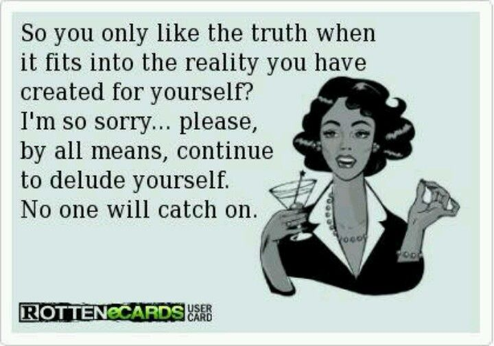 delusional narcissists & their entourage of enablers, their puppet believers