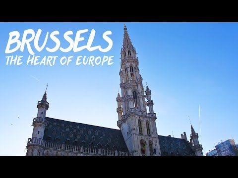 Top 10 Free Things to Do in Brussels, the Heart of Europe! – I am Aileen