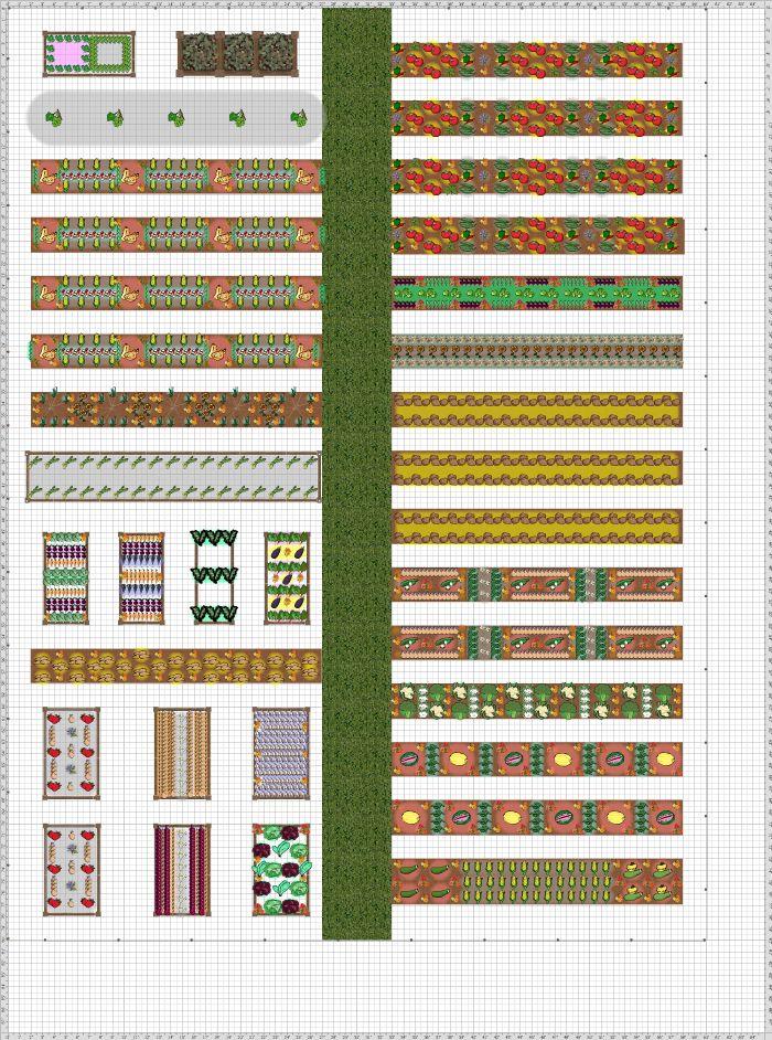 125 best Garden Plot Planning images – Garden Plot Plans