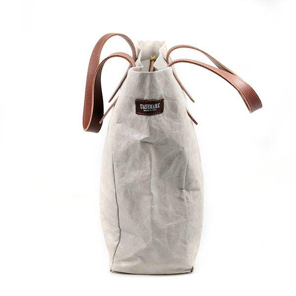 Shine Bag Uashmama hellgrau glänzende Handtasche cool und funktional - gefunden auf KONOTR1710