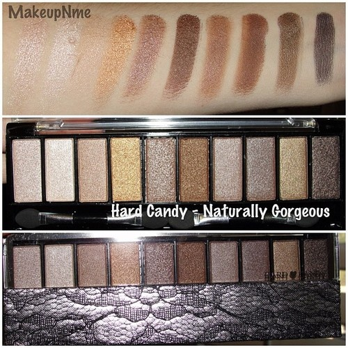 Hard candy 'naturally gorgeous' palette... I like this pallet a lot.
