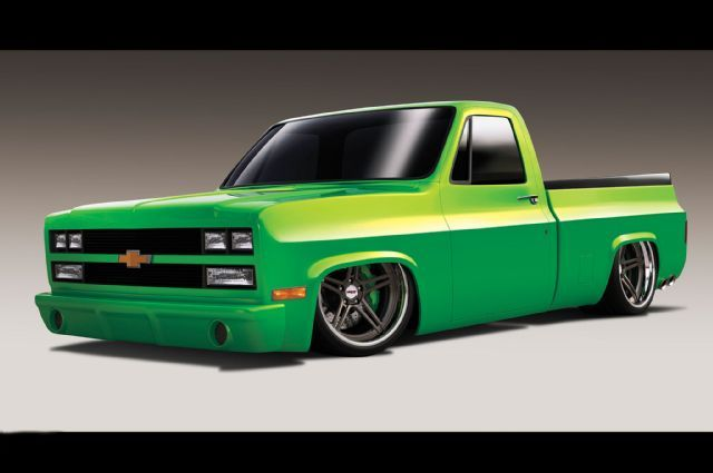 Armored Truck For Sale >> Chevrolet Radical Rendering.. | animated cars | Pinterest ...