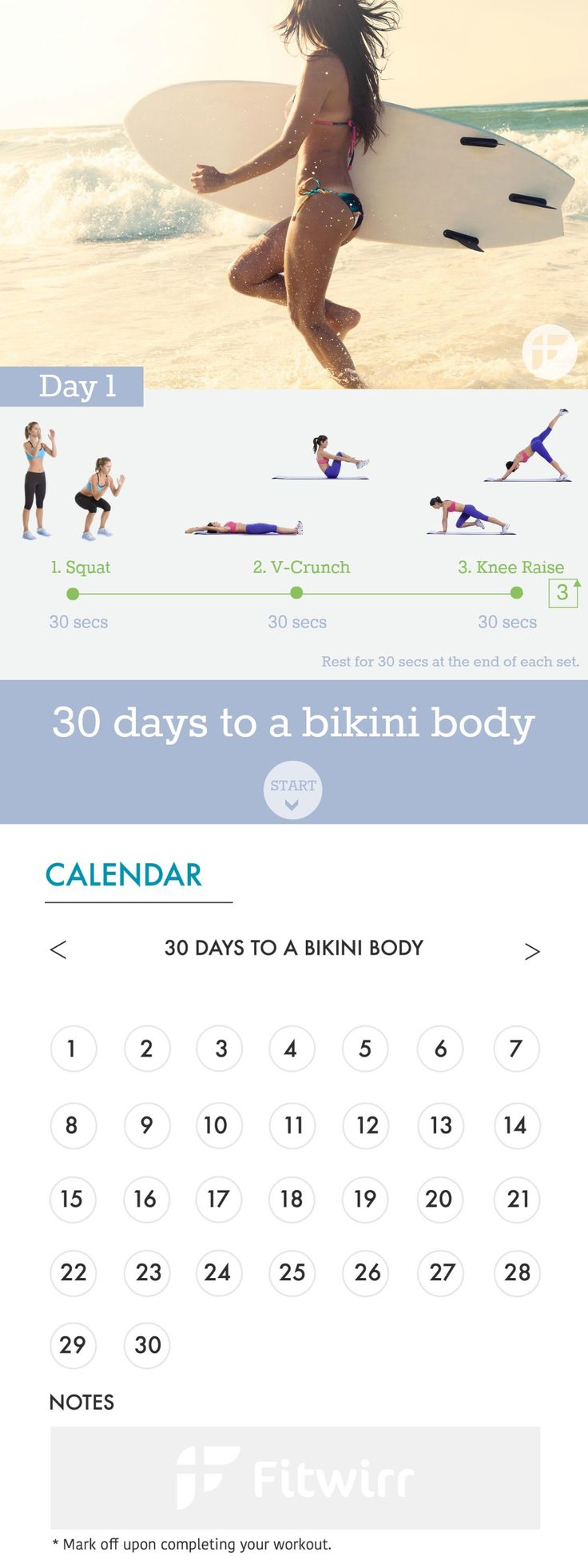 Diet and Nutrition Plan for a Bikini Body, Bikini Contest or Fitness Contest (with PDF)