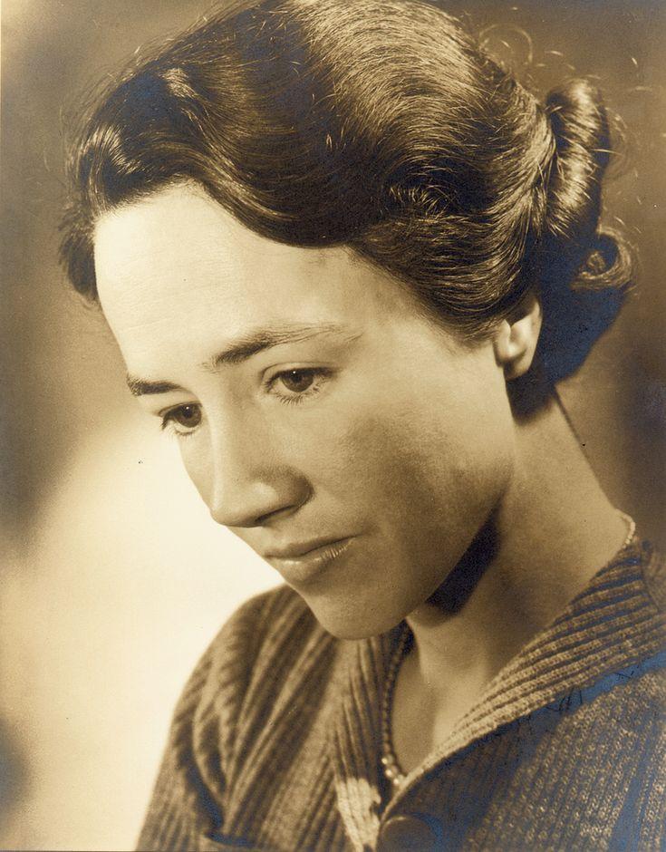 Anne Morrow Lindbergh An Accomplished Author And Wife To