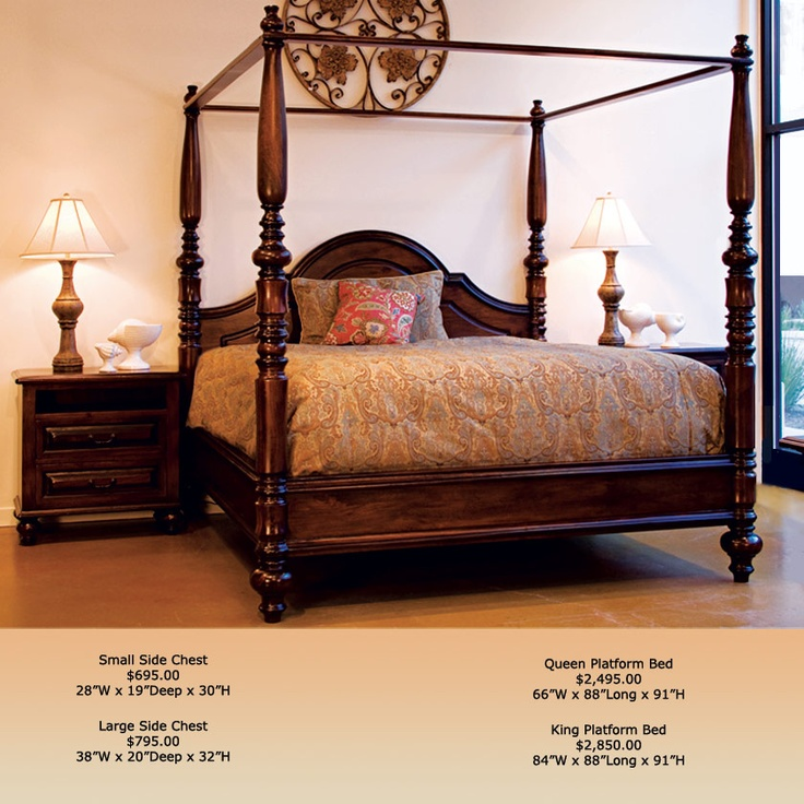 Exceptionnel West Indies Style Bedroom Furniture