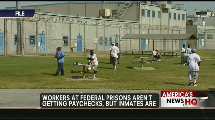 Inmates Being Paid at Federal Prisons During Shutdown | Fox News Insider