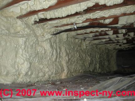 High R-Value insulation choices: Properties of building insulation ...