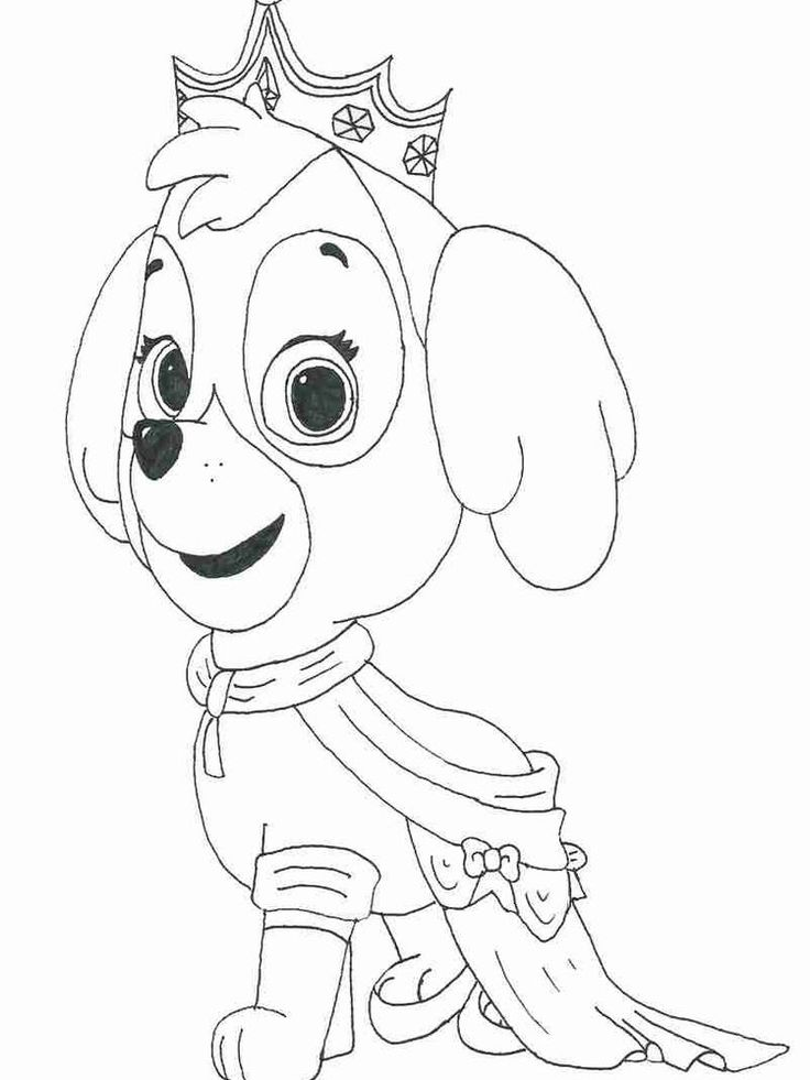 paw patrol skye coloring pages the following is our